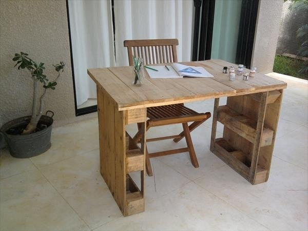many ideas to recycle old pallets