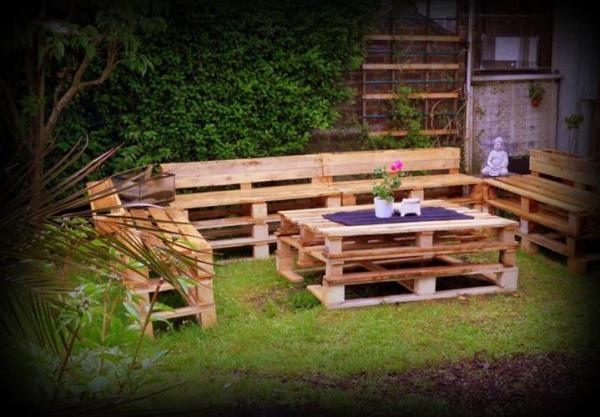 build your own pallet chair