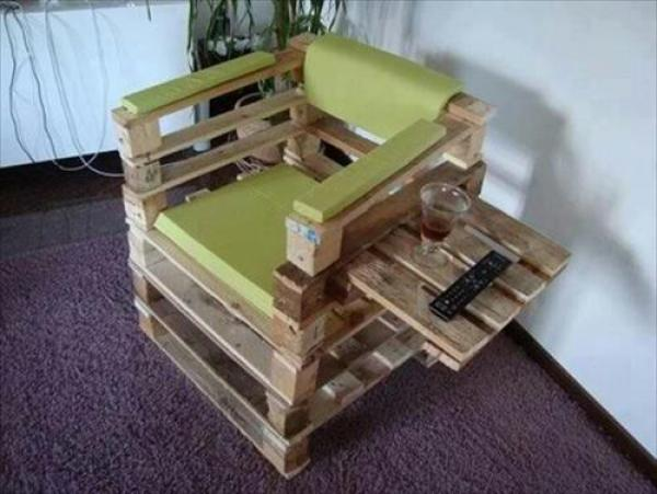 DIY Wooden Pallet Idea