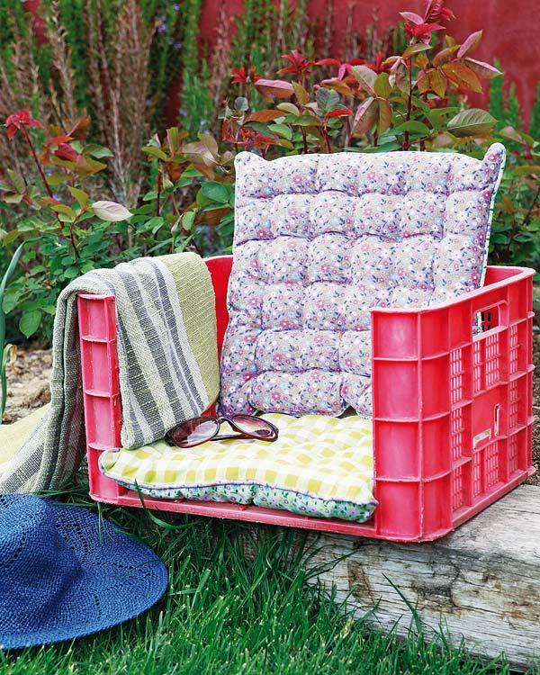 DIY Armchair