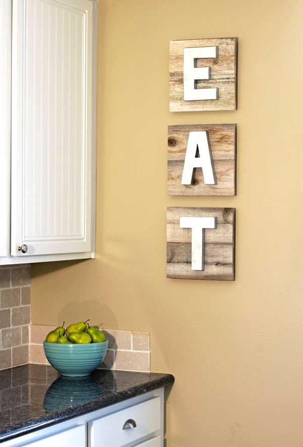 DIY Kitchen Creative Ideas