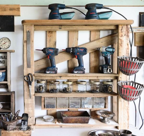 DIY Tools Pallets