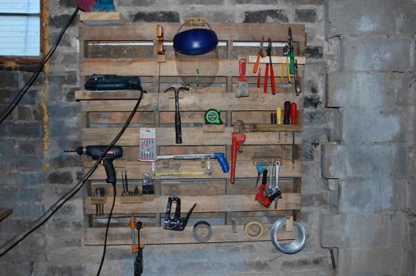 DIY Tools Organizer