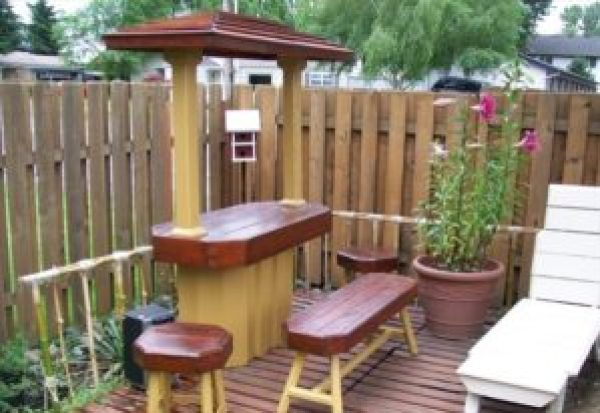 innovative wooden pallet project