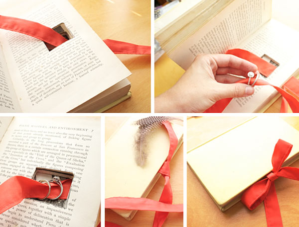 DIY Romantic Book's Design