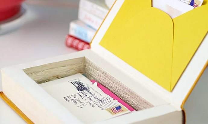 DIY Interesting Book Box
