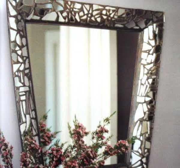 DIY CD Mirror