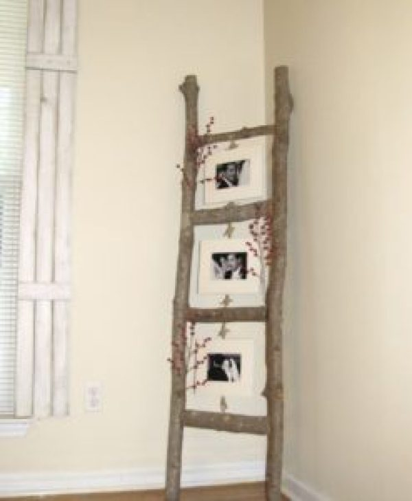 how to decor home with tree branch