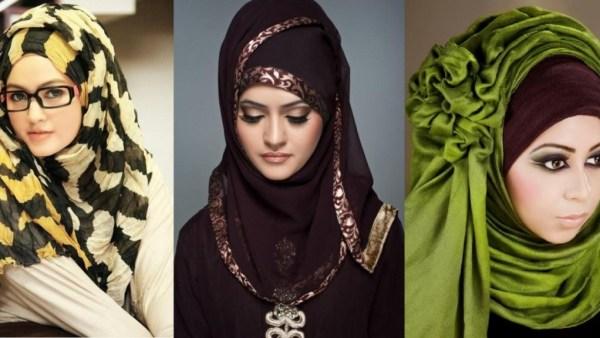 DIY Black Hijab