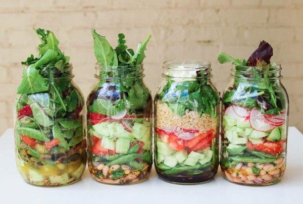 DIY Vegetables Jar