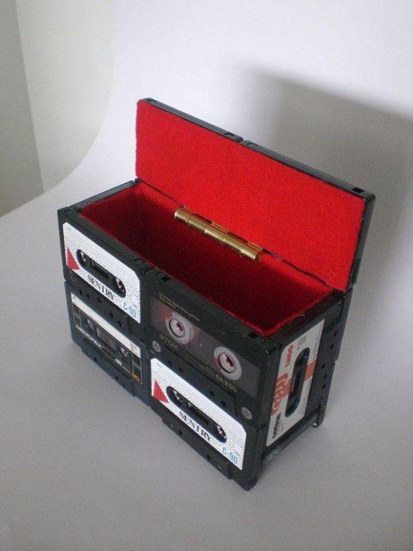 DIY Cassettes Box