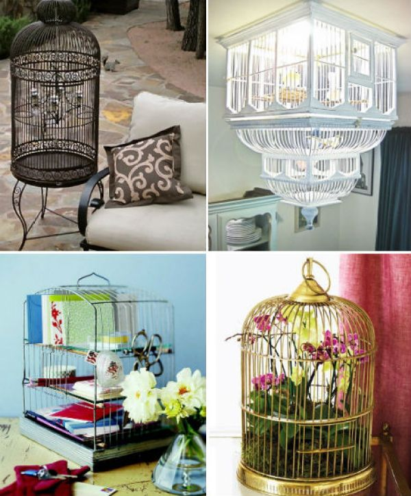 DIY Colourful Cages
