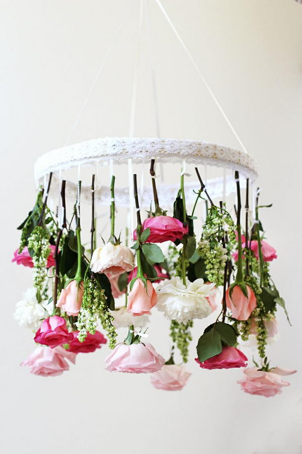 DIY Flowers Design