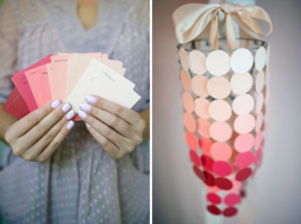 DIY Colourful Paper Art