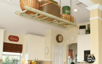 Useful Kitchen Ladder
