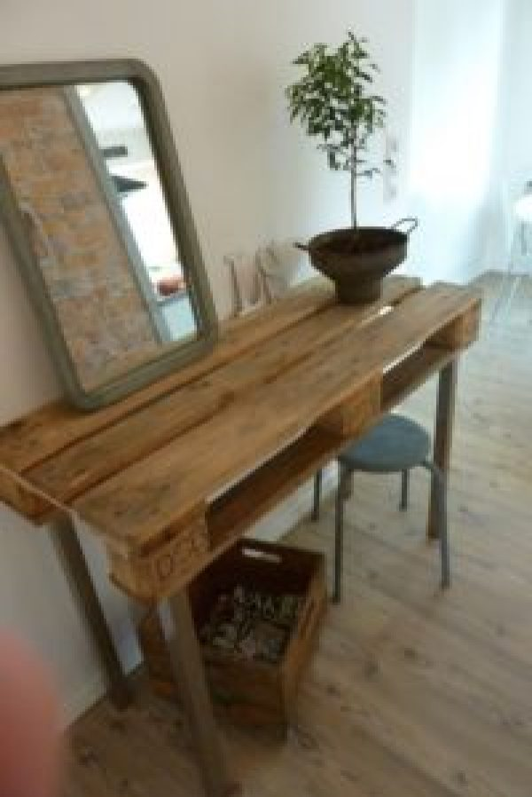 DIY Recycling Old pallets