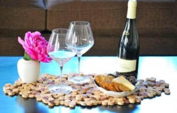 DIY Cork Wine Project