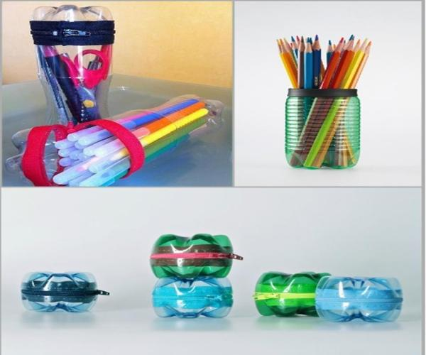 useful craft ideas from waste diy useful pens storage easy diy and crafts 7280