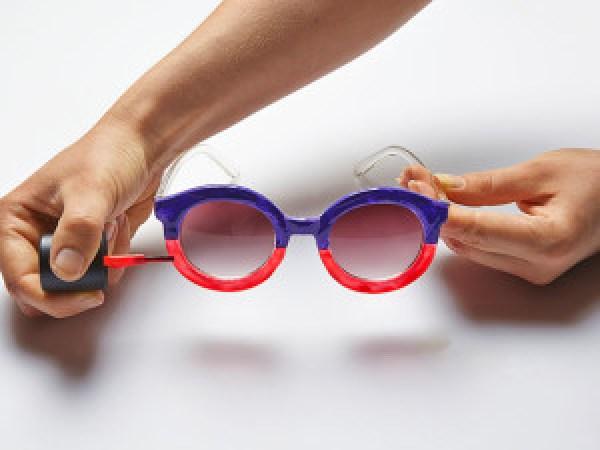 DIY Creative Sunglasses