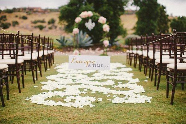 DIY White Roses