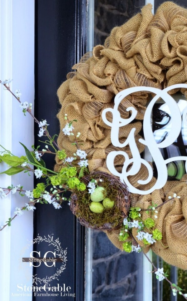 diy spring decor plans