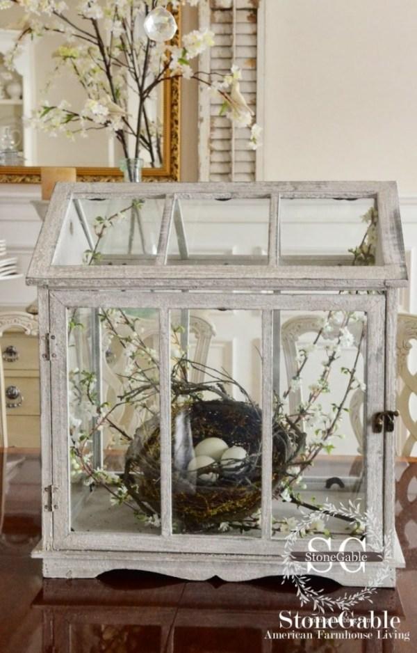 nest and eggs decor ideas