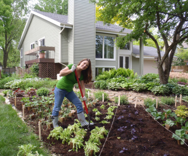 awesome food garden plans