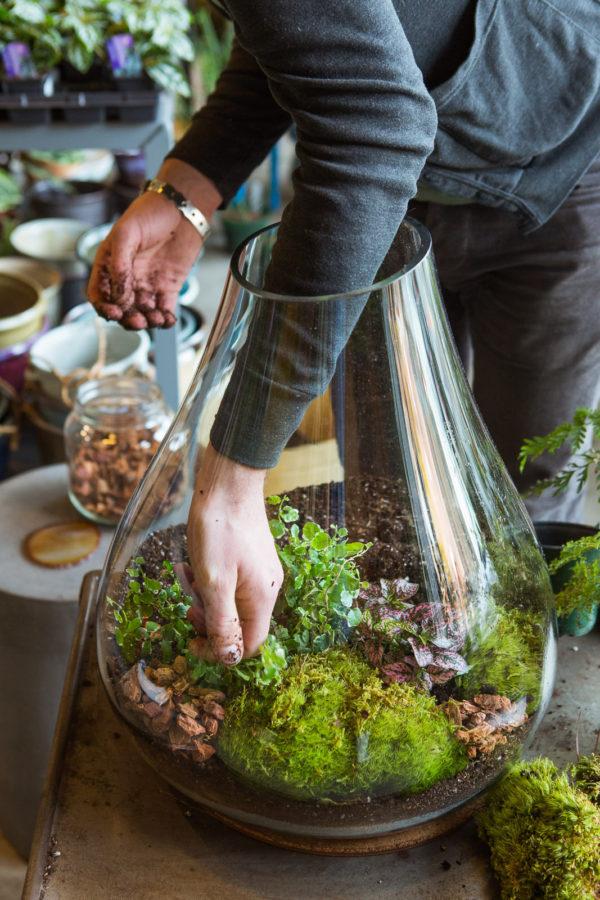 space saving gardens planters