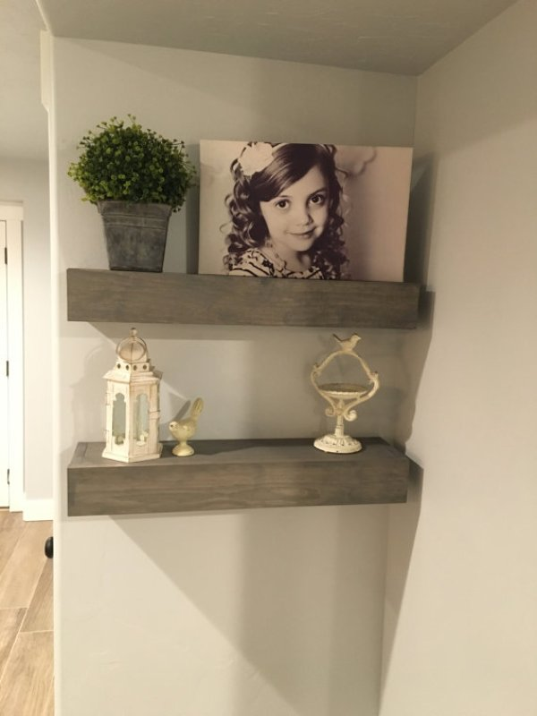 easy diy storage shelves ideas
