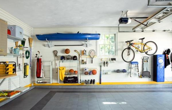 tips for garage organizing
