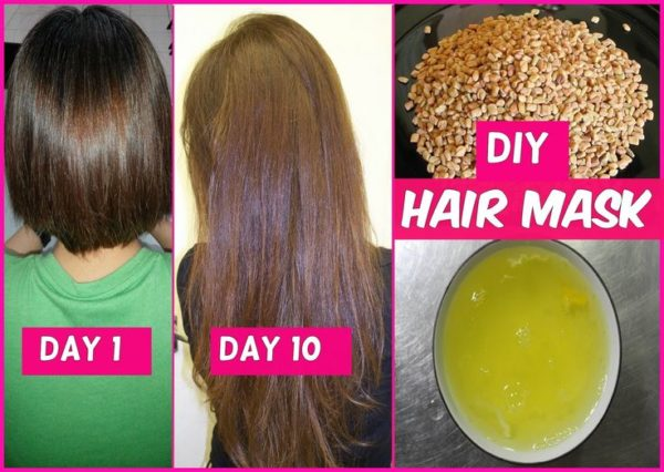 how to make hair mask