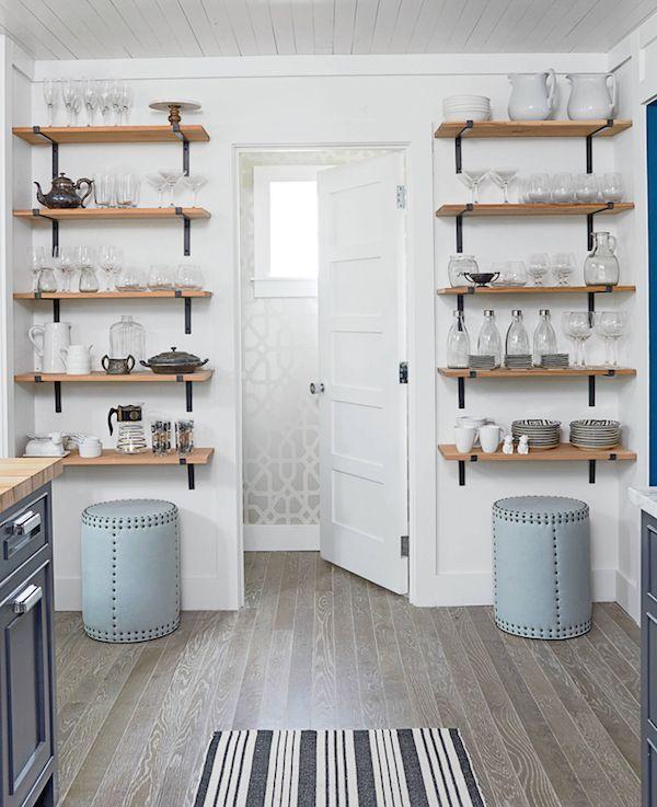 making storage shelves