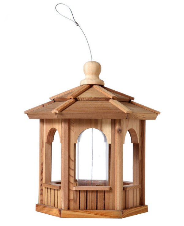 DIY bird feeder plans
