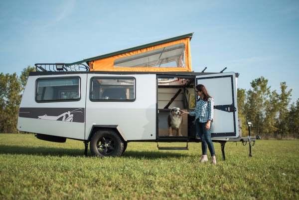 latest camper trailer