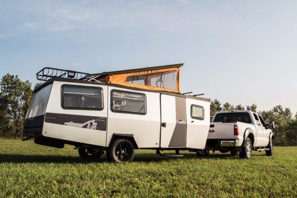 cheap outdoor trailer