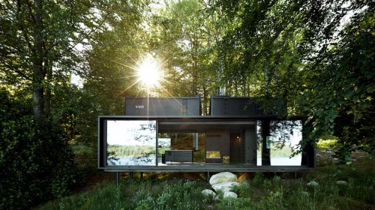 Luxury tiny house