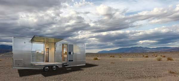 best off grid mobile home