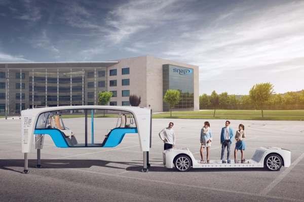 upcomming autonomous vehicles