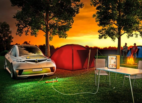 latest EV charging Tech