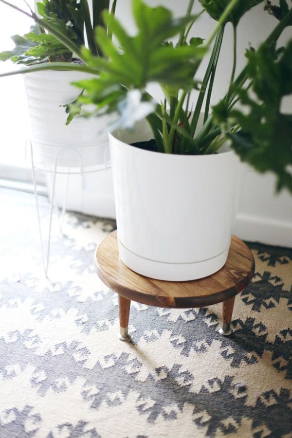 modern indoor planters ideas