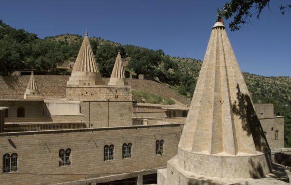 temple of sheikh adi ibn musafir