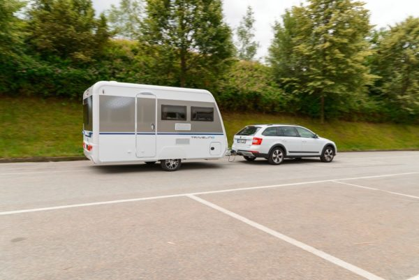 Knaus introduces Travelino concept caravan