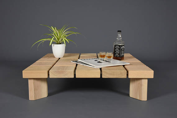 Although The Rustic Wood Has Its Own Attractive Look Yet It Has Been  Protected By Durable Coating. List Of DIY Rustic Coffee Table Is Hereunder.