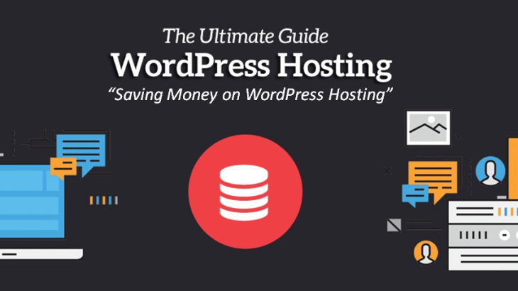 saving money wordpress hosting