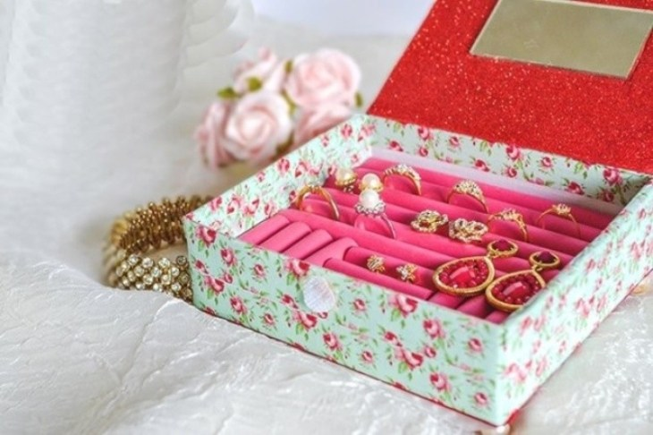 DIY Ring BOX Decor Ideas