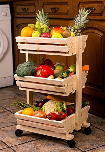 how to make pallet wooden racks
