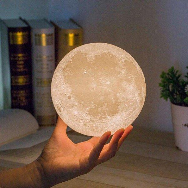 diy moon lamp plans