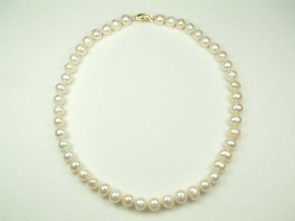 diy pearl necklace ideas