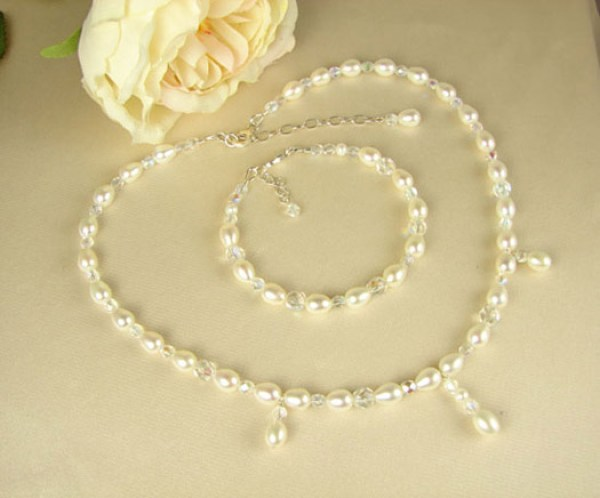 make your own bridal jewelry