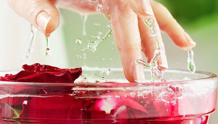 diy rosewater makeover